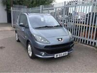 2005 Peugeot 1007 1.4HDi Sport***1 OWNER FROM NEW + 9 SERVICE STAMPS***