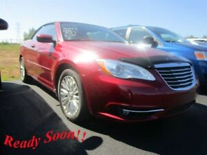 2013 Chrysler 200 Touring 3.6 V6!! HTD POWER SEATS! HTD MIRRORS