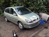 Renault scenic breaking (53 reg/ 1.9 diesel) all parts good prices!!🤗