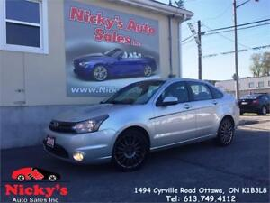 2010 Ford Focus SES - LEATHER - ALLOY WHEELS - SUNROOF - SYNC!
