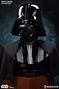 WTB: Star wars sideshow 1:1 Busts, Master Replicas, EFX