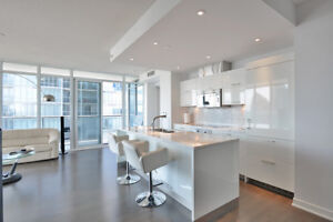Luxury Lakeshore & Parklawn 1 & 2 Bed Condos For Rent