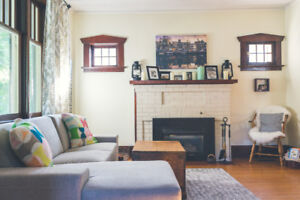 Century Home for Rent on Victoria Avenue