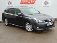 2011 Subaru Legacy 2.5i SE 5 door Lineartronic Petrol Estate