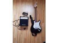 Elevation Electric Guitar + Amp