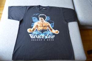 T-shirt BRUCE LEE (taille XL)