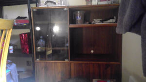 Small TV unit priced for quick sale