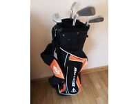 Junior Dunlop Golf set