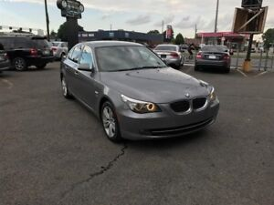 BMW 5 Series 528i xDrive AWD-NAVIGATION 2010