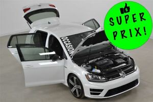 2016 Volkswagen Golf R 2.0T 4Motion DSG GPS+Audio Fender