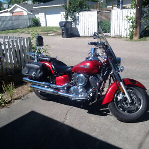 2008 Yamaha V Star Classic Motorcycle for sale
