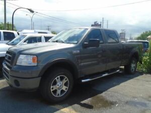 Ford F-150 4WD SuperCrew 2007