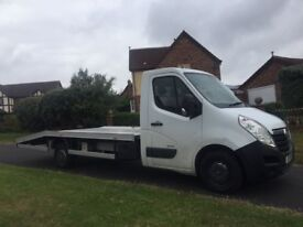 Vauxhall Movano 2.3 CDTI 16v Recovery Truck 2011 Diesel Faultless Truck