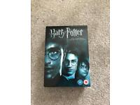 Harry Potter DVD boxset