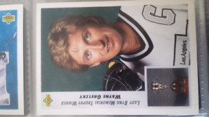 Wayne Gretzky card for sale mint condition
