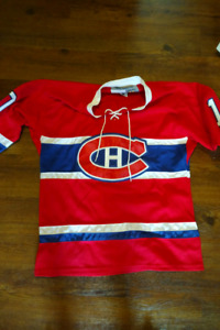 NHL Montreal Canadians/Habs Jersey