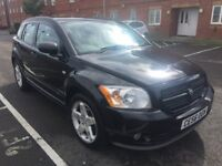 06 DODGE CALIBER TWO LITRE DIESEL 5 DOOR HATCHBACK 6 SPEED CRUISE CONTROL NICE CAR TO DRIVE