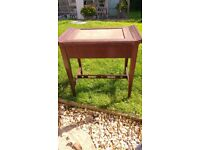 Piano stool possibly Victorian/Edwardian,1st reupholstery project?