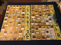 Arkham Horror - The Board Game - Complete Collection
