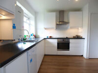 Recentley Refurbished 3 Double Bed Flat Seconds Walk From Harringey Overground Mins From FP Tube