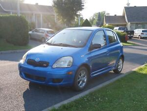 Écho hatchback 2005