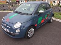 Fiat 500,08 reg,103000 miles,full mot