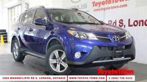 2015 Toyota RAV4 AWD XLE MOONROOF ALLOYS BACKUP CAMERA