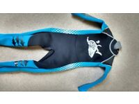 Childs size 2 Wetsuit