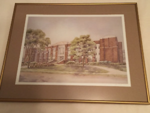 SCITS by Jane Hunter - Limited Edition Watercolour Print