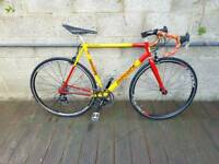 Paul donohue 531 reynolds campagnolo shimano 105 road racer racing bike bicycle