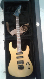 Electric Quitar, B.C Rich with a case