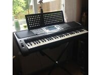 Yamaha PSR1000 keyboard. Plus.