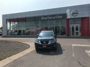 2015 Nissan Pathfinder SL TECH 1 OWNER LOCAL TRADE