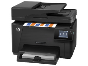 HP LaserJet Pro Wireless Colour 4-in-1 Laser Printer With Fax