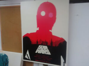 Star Wars Canvasses