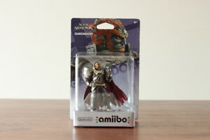 NEW Ganondorf Super Smash Bros Amiibo Legend of Zelda BOTW Ganon