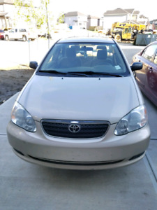 2007 Toyota Corolla Mint Condition