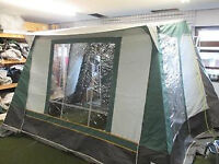 Dorema Highlander drive away awning ,ideal vw t4 or t5 or other vans