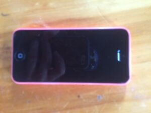 iPhone 5c Great condition Telus/trade for/Telus iPhone 5 or 5s