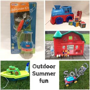 Summer fun toys ...for your kids during the summer break!