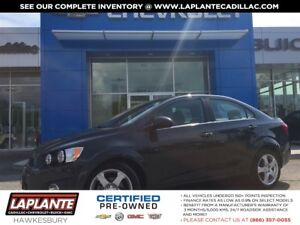2015 Chevrolet Sonic Sunroof+Heated Seats