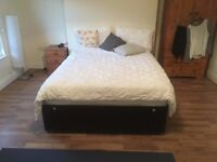 3 x double beds available - bases and mattresses. Less than 12 months old, great condition!