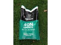 Pre mixed Cement Bag