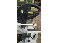 Festool kapex 120 saw