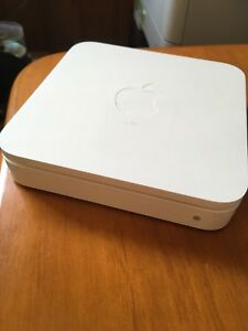 Apple wifi router