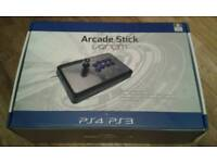 VENOM ARCADE STICK FIGHTSTICK PS4 PS3