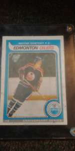 Wayne gretzky mint condition opc rookie card