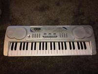 49 key electronic keyboard