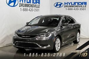 Chrysler 200 2015 + LIMITED + 3.6L + VOLANT CHAUFFANT + CAMERA +