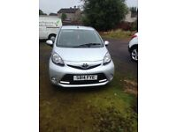 Toyota Aygo 1.0 VVT-I for sale
